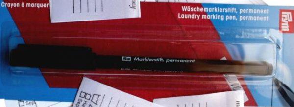 Wäschemarkierstift permanent der Firma Prym 611803
