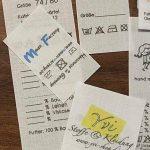Textil-Label Etiketten dein textiletikett