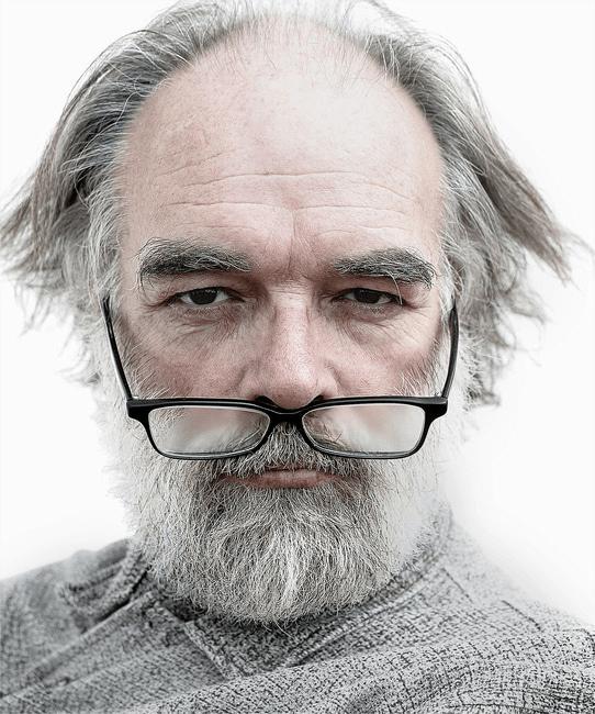 Der Macher und Firmengründer von Hödtke-Vertrieb und Geka-Etiketten